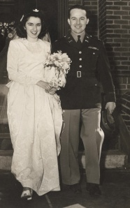 Wedding Day: February 1946