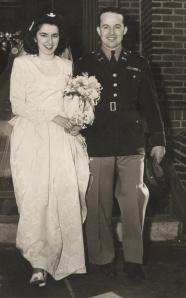 Wedding Day: February 1946